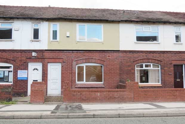 Thumbnail Terraced house to rent in Church Street, Westhoughton