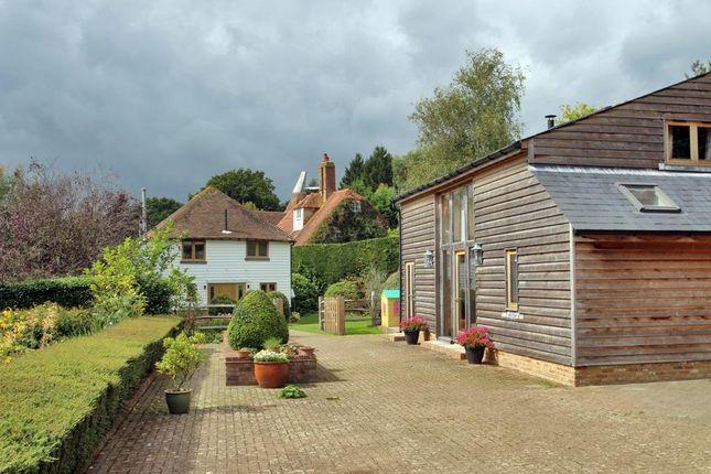 Thumbnail Barn conversion for sale in Park Lane, Cranbrook, Kent