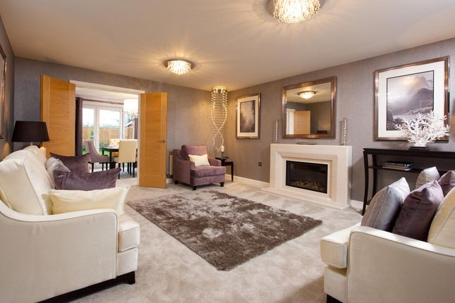 """Thumbnail Detached house for sale in """"Lichfield"""" at Adlington Road, Wilmslow"""