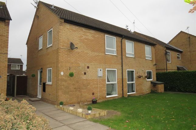 Thumbnail Semi-detached house for sale in Cromwell Close, Martham, Great Yarmouth