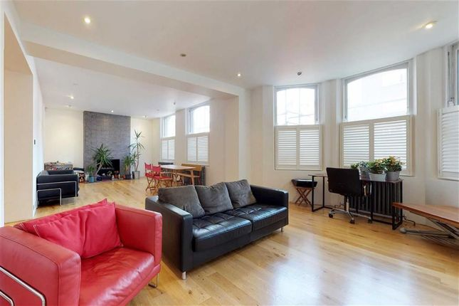 Thumbnail Flat to rent in St James Mansions, West Hampstead, London