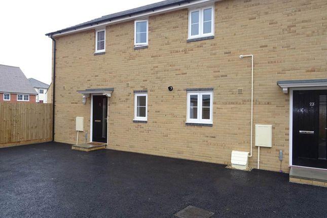 Thumbnail Flat to rent in Pool Paddock, Charlton Hayes, Bristol