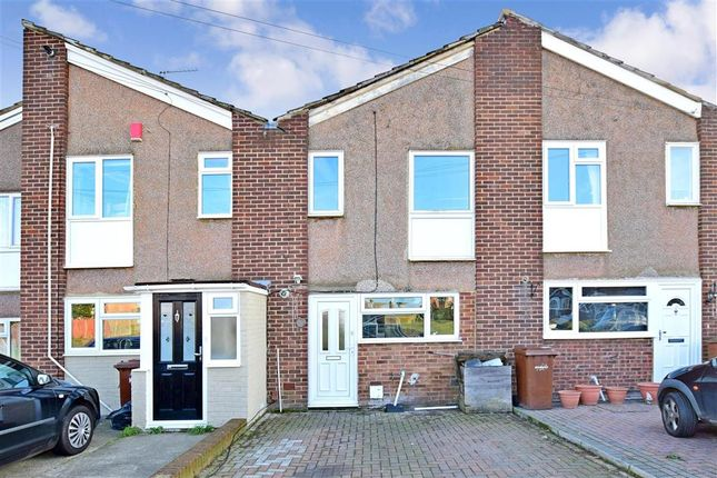 3 bed terraced house for sale in Seagull Road, Strood, Rochester, Kent