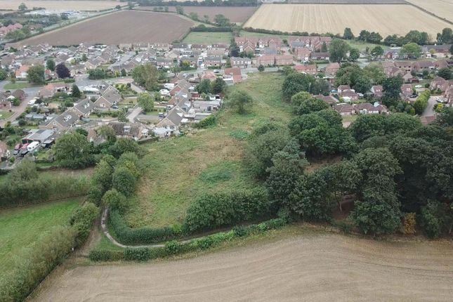 Thumbnail Land for sale in Main Street, Beeford, Driffield