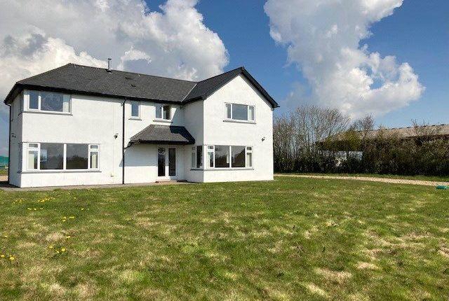 Thumbnail Detached house to rent in Grange Farm, Nynehead, Wellington