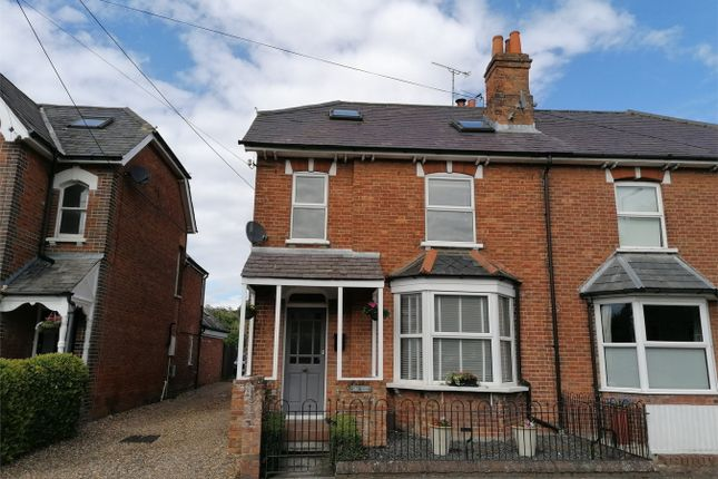 Thumbnail Semi-detached house for sale in London Road, Aston Clinton, Buckinghamshire
