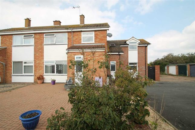 Thumbnail Property for sale in Stuart Close, Old Felixstowe, Felixstowe