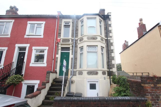 Thumbnail Property to rent in Grove Road, Fishponds, Bristol