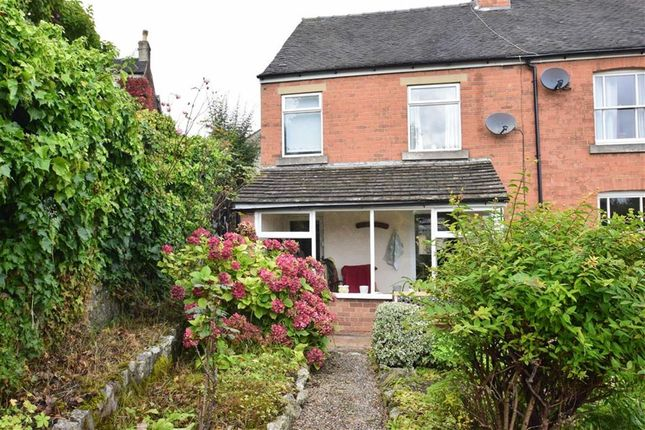 Thumbnail Semi-detached house for sale in Rise End, Wirksworth, Derbyshire