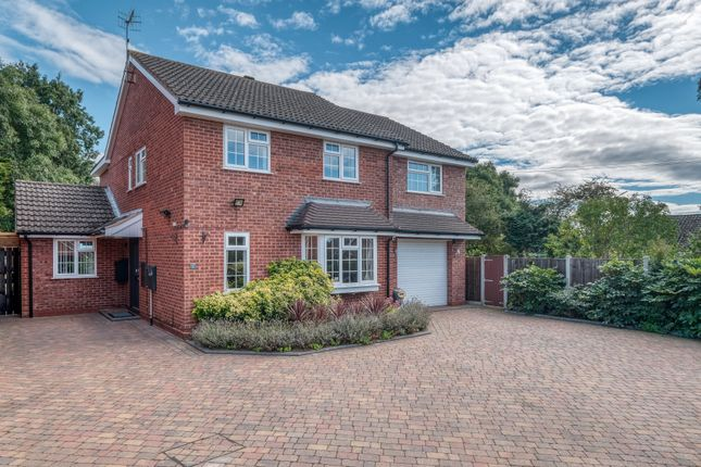 4 bed detached house for sale in Adelaide Close, Kempsey, Worcester WR5