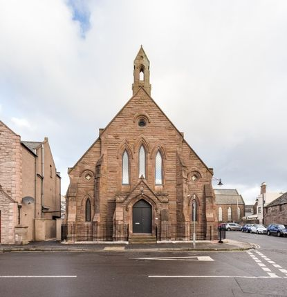 Thumbnail Town house for sale in New Wynd, Montrose, Angus