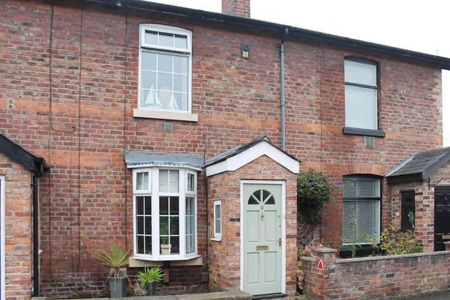 Thumbnail Terraced house to rent in Bollin Walk, Wilmslow