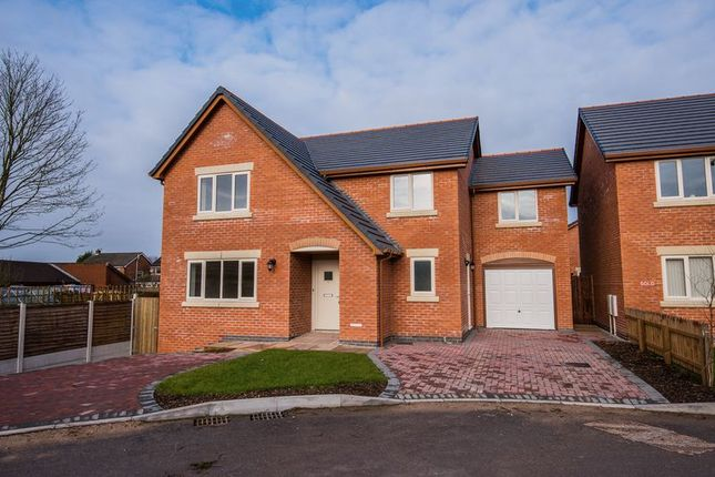 Thumbnail Detached house for sale in Buttermere Gardens, Chorley