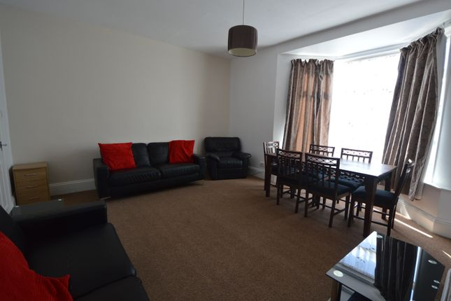Thumbnail Terraced house to rent in Crescent Road, Middlesbrough