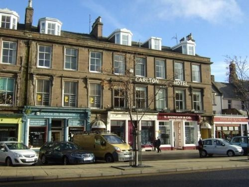 Thumbnail Terraced house for sale in Montrose, Angus
