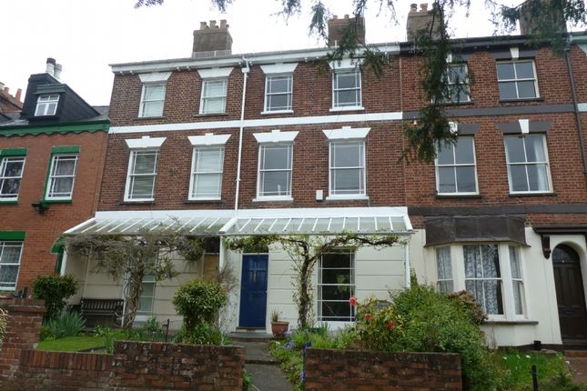 Thumbnail Terraced house to rent in Alexandra Terrace, Exeter