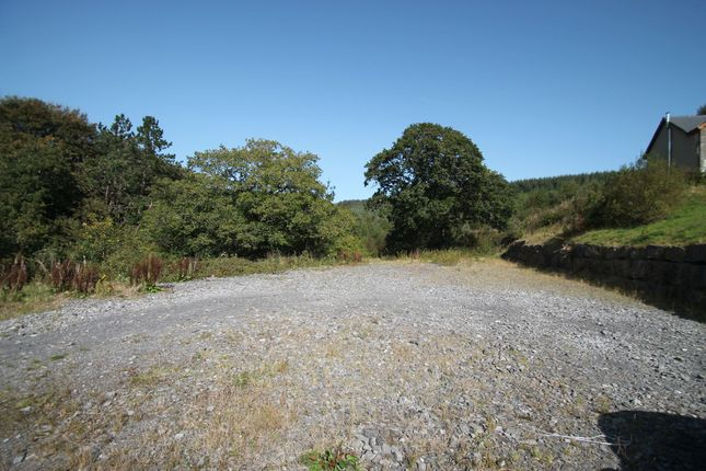 Thumbnail Land for sale in Whitworth Terrace, Tredegar