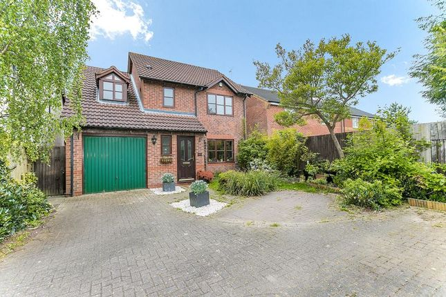 Thumbnail Detached house for sale in Mithras Gardens, Wavendon Gate, Milton Keynes