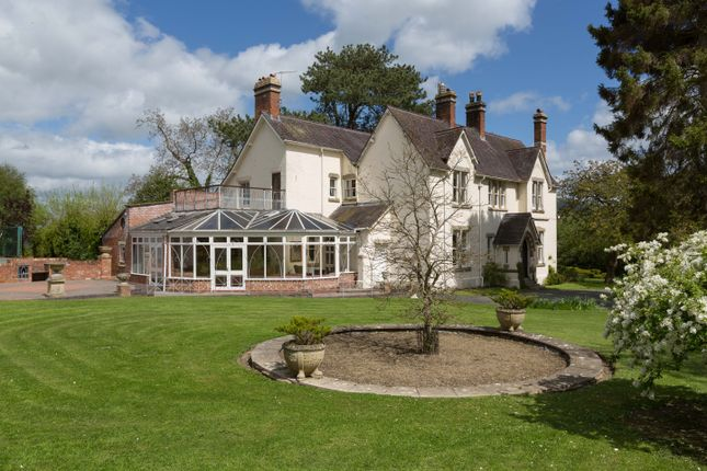 Thumbnail Country house for sale in Pool Quay, Welshpool