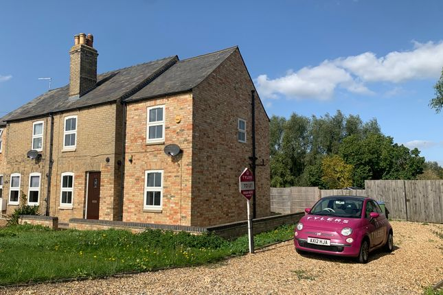 Thumbnail Semi-detached house to rent in Prickwillow Road, Queen Adelaide, Ely