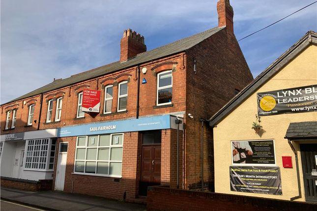 Thumbnail Office for sale in Exchange Street, Retford, Nottinghamshire