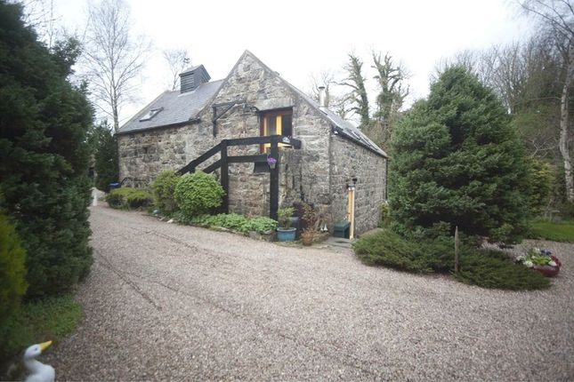 Thumbnail Detached house for sale in Scotsmill, Banff, Aberdeenshire