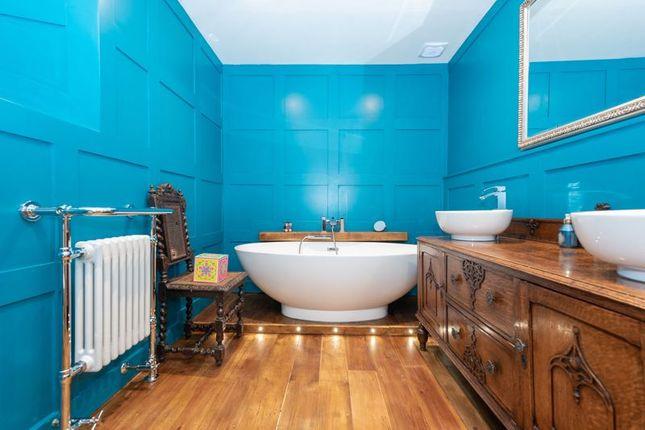 Bathroom of Rock Terrace, Heamoor, Penzance TR18