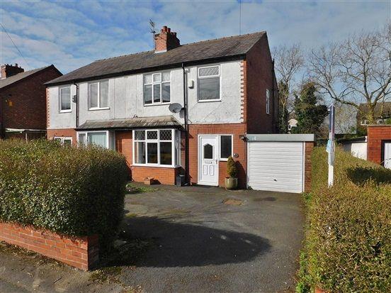 Thumbnail Property to rent in Studholme Avenue, Penwortham, Preston