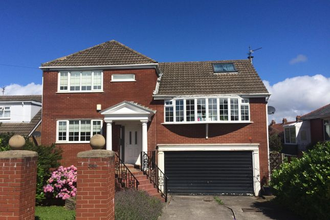 Detached house for sale in Highfield Road, South Shore, Blackpool