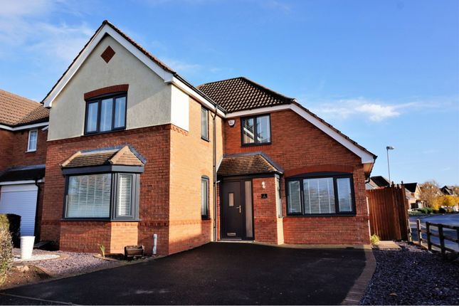 Thumbnail Detached house for sale in Trickley Drive, Sutton Coldfield