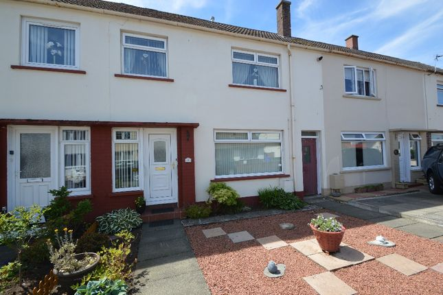 Thumbnail Terraced house for sale in Whiteside Terrace, Prestwick, South Ayrshire