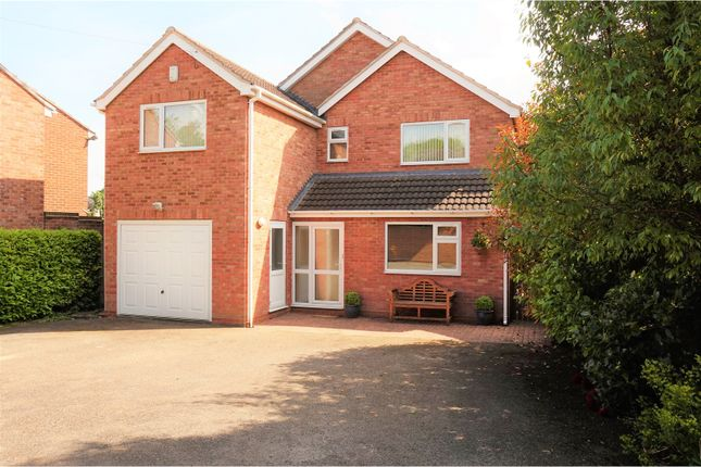Thumbnail Detached house for sale in Mansions Close, Bishops Itchington, Nr Southam