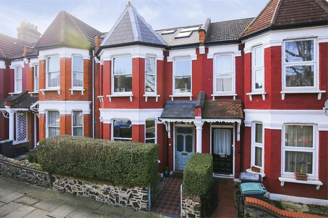 Thumbnail Terraced house for sale in Outram Road, Alexandra Park, London