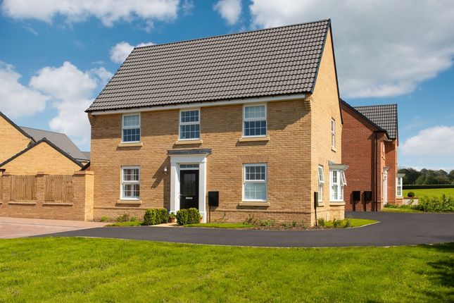 """Thumbnail Detached house for sale in """"Cornell"""" at St. Benedicts Way, Ryhope, Sunderland"""