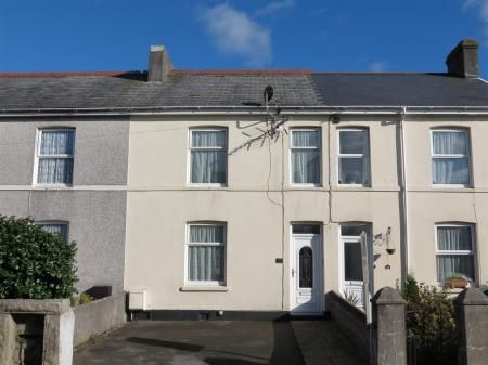3 bed terraced house for sale in Porthpean Road, St. Austell
