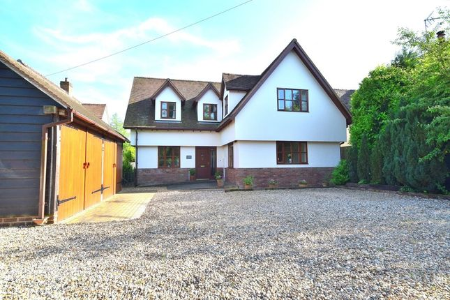 Thumbnail Detached house for sale in Duddenhoe End, Saffron Walden