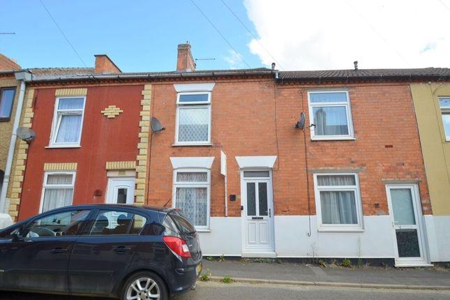 Thumbnail Terraced house for sale in Mansefield Close, Desborough, Kettering
