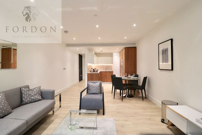 Thumbnail Flat to rent in Goodman's Fields, Perilla House, 17 Stable Walk