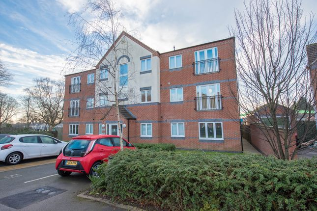 2 bed flat to rent in Lindley Avenue, Huthwaite, Sutton-In-Ashfield NG17
