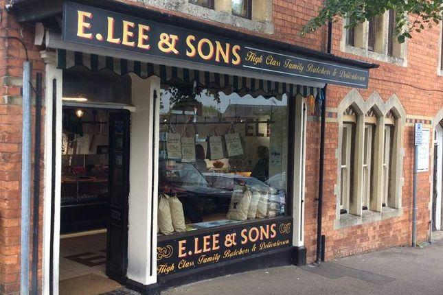 Thumbnail Retail premises for sale in The Square, Earls Barton, Northampton