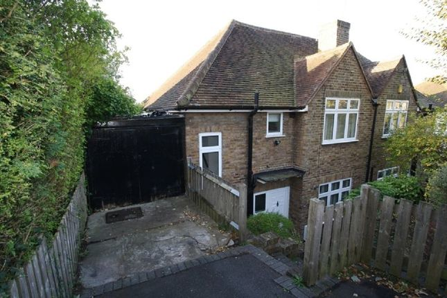 Thumbnail Semi-detached house to rent in Rectory Avenue, High Wycombe