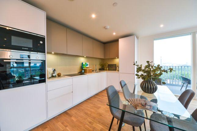Kitchen of Kingwood Apartments, Deptford Landings, Deptford SE8