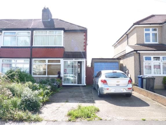 Thumbnail End terrace house for sale in Perimeade Road, Perivale, Greenford, Middlesex