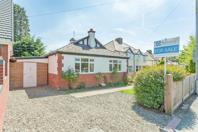 Thumbnail Detached bungalow for sale in Inverdene, Livesey Road, Ludlow