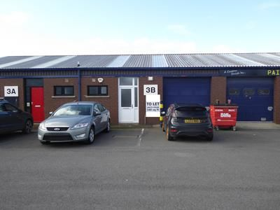 Thumbnail Light industrial to let in Unit 3B, Moor Park Industrial Estate, Kincraig Road, Blackpool, Lancashire