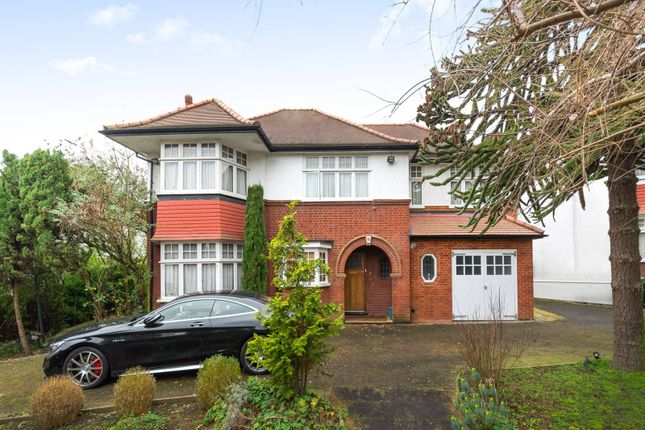 Thumbnail Detached house to rent in Barn Rise, Wembley Park, Wembley