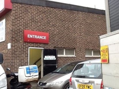 Thumbnail Parking/garage for sale in Brookmarsh Trading Estate, Norman Road, London