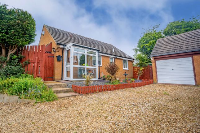 2 bed detached bungalow for sale in Manor Road, Rushton, Kettering NN14