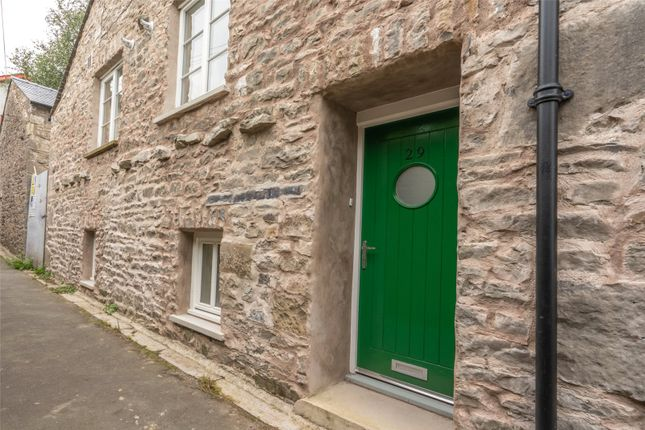 Thumbnail Terraced house for sale in 29 Entry Lane, Kendal, Cumbria