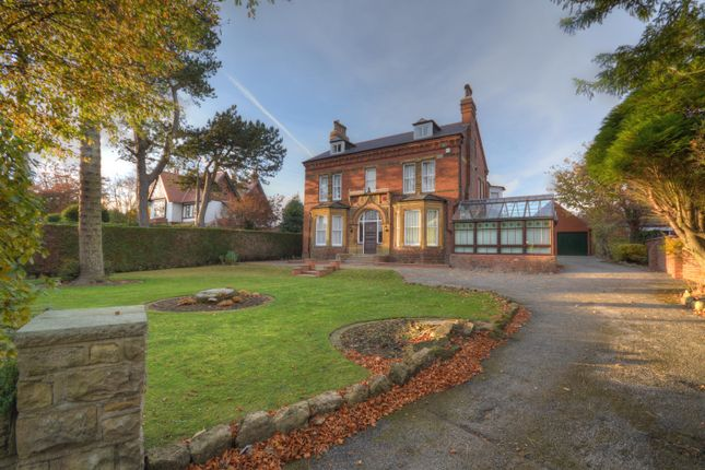Thumbnail Detached house for sale in Boa-Vista, Station Road, Scalby, Scarborough